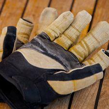 Free Sailors Gloves Stock Photo - 24136920