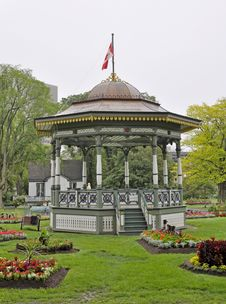 Free Halifax Gazebo Stock Photography - 24137192