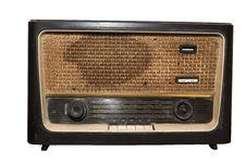 Free Old Radio Royalty Free Stock Photos - 24139378