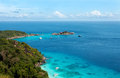 Free Landscape In The Tropical Bay Stock Image - 24146271