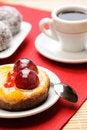 Free Fruit Cake Stock Photo - 24148440