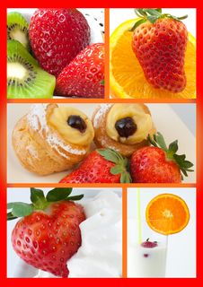 Free Fresh Fruit Stock Photography - 24141952