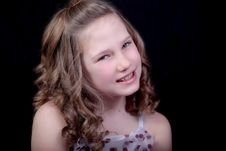 Free Pretty Girl Stock Photo - 24146210
