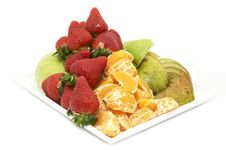 Free Fruit Bowl Stock Photo - 24147830