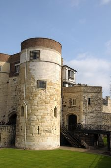 Free Tower Of London Royalty Free Stock Photography - 24147837