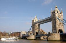 Free Tower Bridge, London Stock Photos - 24148033