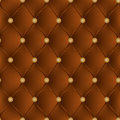 Free Leather Brown Upholstery Stock Photos - 24155203