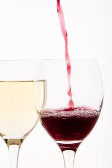 Free Wine Royalty Free Stock Photo - 24152505