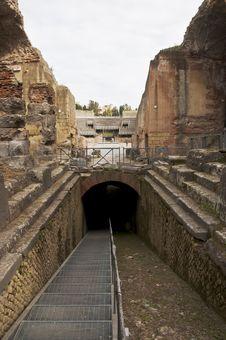 Free Roman Amphitheatre Stock Images - 24152624