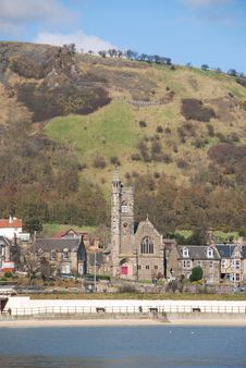 Free View Of Burntisland Stock Photography - 24153682