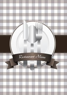 Free Restaurant Menu Royalty Free Stock Photos - 24154568