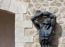 Free Statue In Spain Royalty Free Stock Images - 24155839