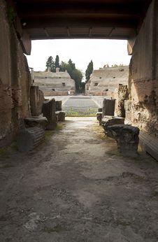 Free Roman Amphitheatre Stock Images - 24158394