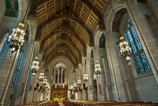 Free Church. Stock Image - 24159171