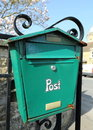 Free A Rusting Post Box Stock Photos - 24160623