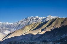 Free Himalaya Mountains Stock Image - 24160631