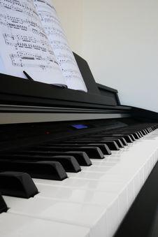 Free Piano Stock Image - 24162241