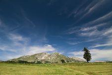 Free Mountain In Durmitor Parc Montenegro Stock Photography - 24164712