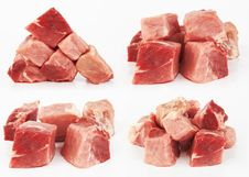 Free Raw Meat Royalty Free Stock Images - 24165389