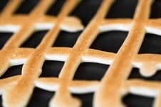 Free Grid Shaped Cookies Stock Image - 24176871