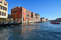 Free Embankment Of The Grand Canal. Venice, Italy. Royalty Free Stock Photo - 24185985