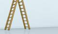 Free One Wall With A Ladder Royalty Free Stock Photos - 24186558