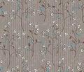 Free Seamless Leaves Wallpaper Stock Photos - 24187513