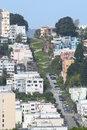 Free San Francisco Lombard Street Royalty Free Stock Photo - 24188125
