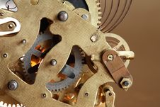 Free Old Mechanism Stock Image - 24183191