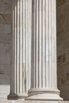 Free Pillars Stock Photography - 24185012
