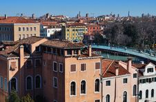 Free Venice, Italy. City View From The Top. Stock Photos - 24186093