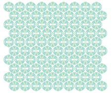 Shell Decorative Abstract Design Pattern Royalty Free Stock Image