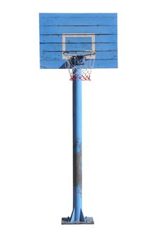 Free Outdoor Basketball Hoop Stock Images - 24187934