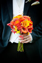 Free Bouquet Of Flowers Stock Image - 24191681