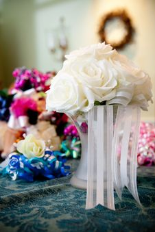 Free Wedding Bouquet Stock Photography - 24190152
