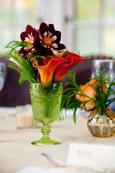 Free Wedding Centerpiece Stock Photos - 24191513