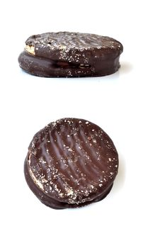 Free Chocolate Biscuit Stock Photos - 24191583