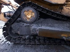 Free Bulldozer Stock Images - 24192204