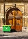 Free Grunge Wooden Door Stock Photos - 2420523