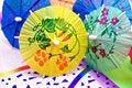 Free Festive Party Umbrellas Royalty Free Stock Image - 2426966