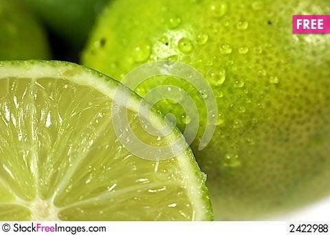 Free Lime 5 Royalty Free Stock Photos - 2422988