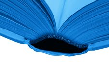 Free Open Book Royalty Free Stock Photography - 2420437