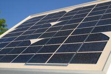 Free Small Solar Panel Stock Photography - 2421332
