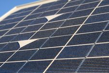 Free Detailed Solar Panel Royalty Free Stock Photo - 2421365