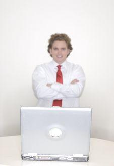 Free Confident Businessman Stock Photos - 2422113