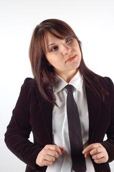 Free Businesswoman 21 Stock Photo - 2422340
