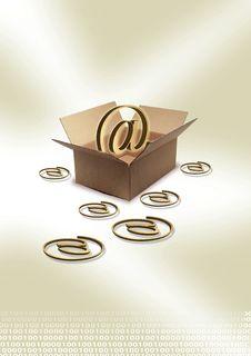 Free Web Box Stock Images - 2422414