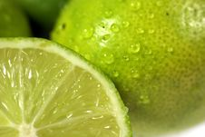 Free Lime 5 Royalty Free Stock Photos - 2422988
