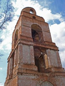 Free Disturbed Bell Tower Stock Images - 2424554