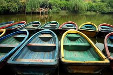 Free Boat In China Stock Image - 2424821
